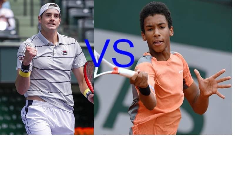 Теннисный матч