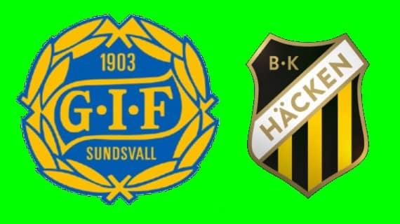 Футбол. Чемпионат Швеции