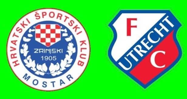 Футбол. Квалификация Лиги Европы