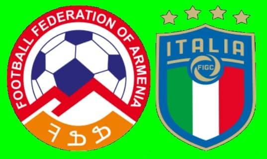 Футбол. Квалификация Евро 2020