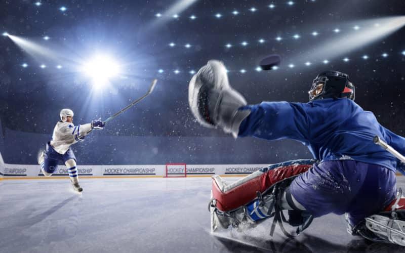 Марафон хоккей