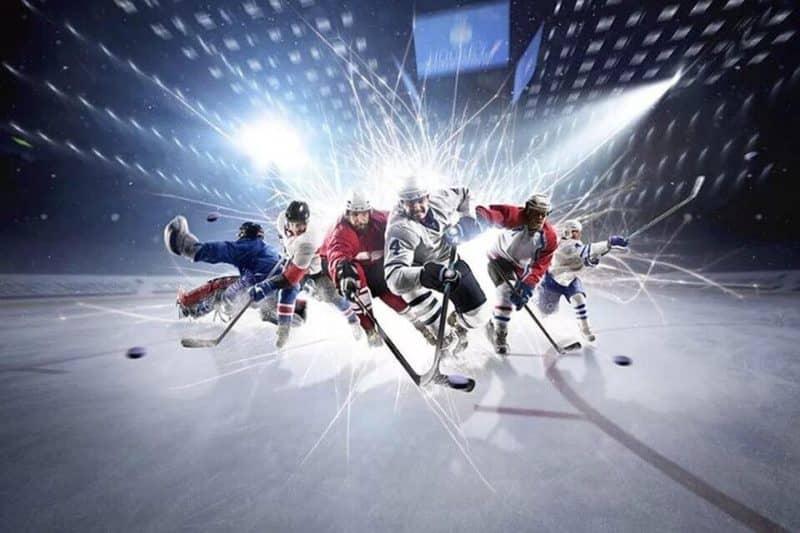 Мелбет хоккей